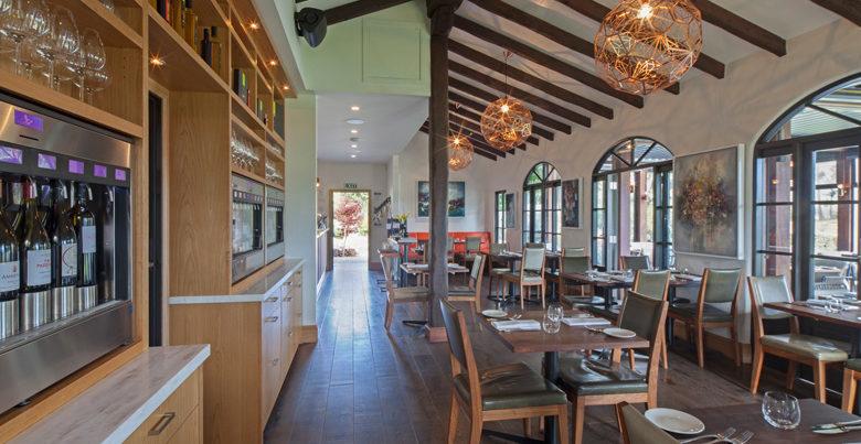 Bisto Gentil's dinning area