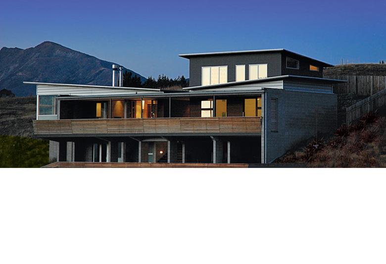 Hogan Lane Residence Wanaka
