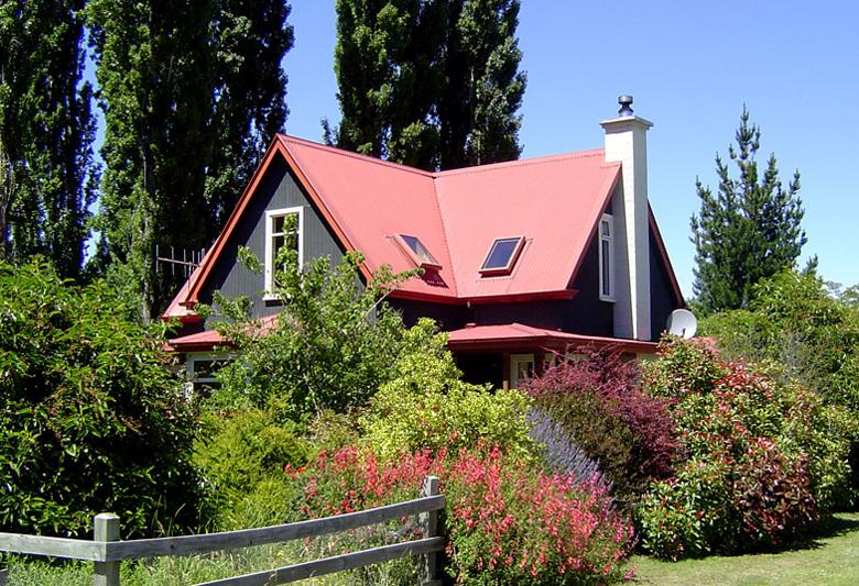 Client's home on Laggon Ave, Albert Town