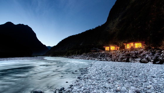Milford Sound Lodge, 2009