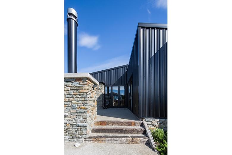 Picutre of house entranceway