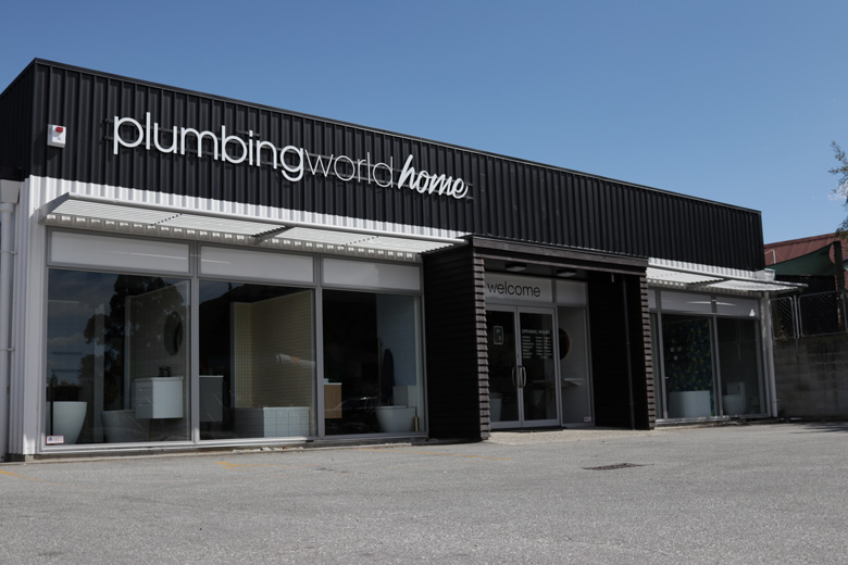 Image of Plumbing World Wanaka store front
